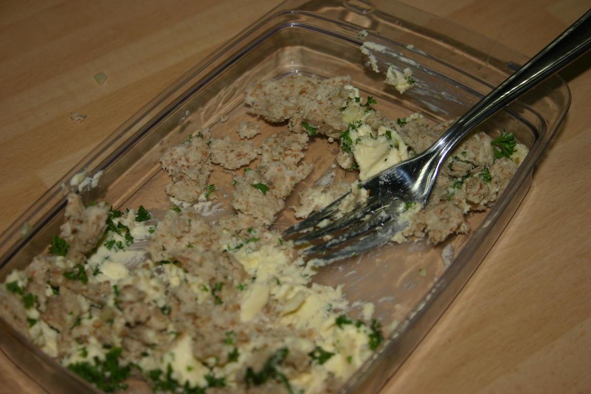 Vis, beurre blanc & spinazie